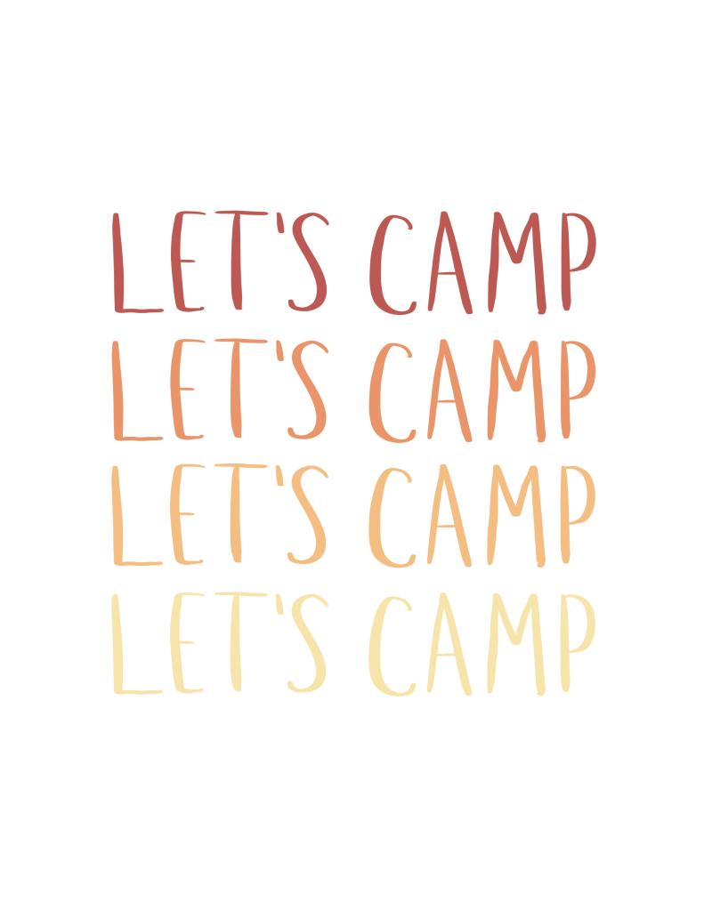 Let's Camp